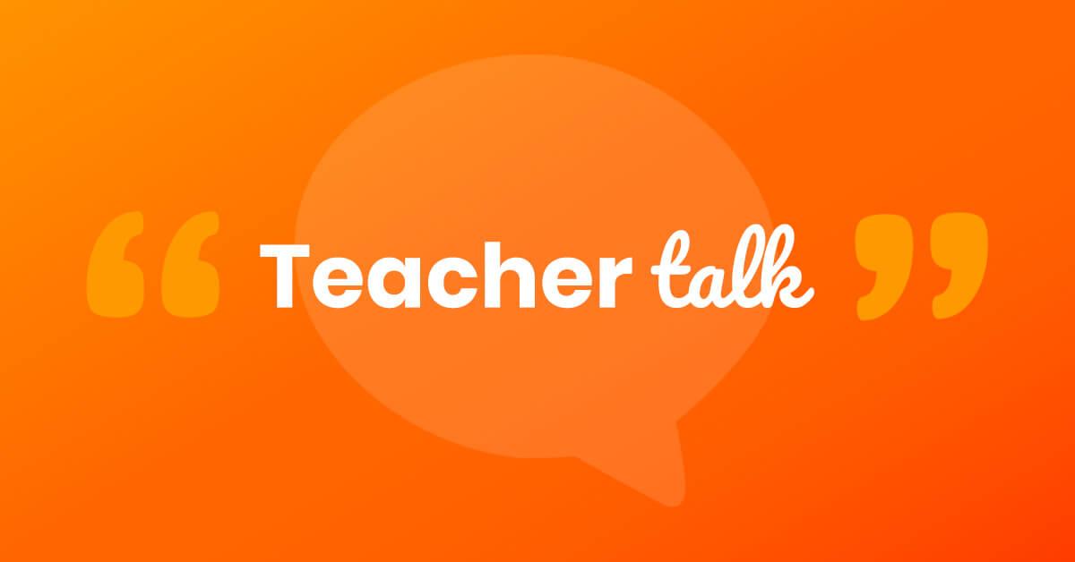 Teacher Talk – Attitudes To Learning